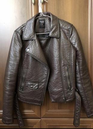 Кожанка, курточка, косуха, куртка весенняя