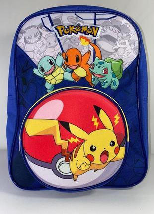 "Детский рюкзак покемон ""pokemon"". оригинал"