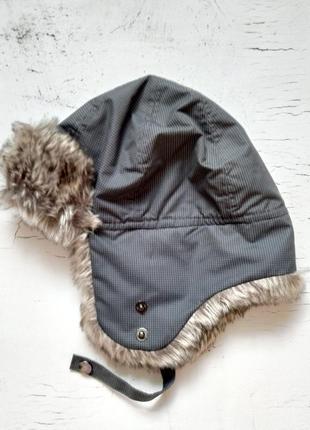 Шапка шапочка ушанка для малыша h&m