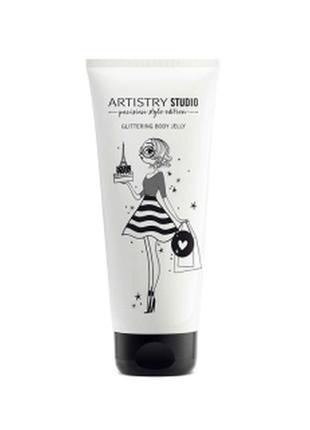 Artistry studio™ parisian style edition мерцающий гель-желе для тела