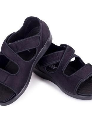 Медицинская ортопедическая обувь для проблемных ног orto med 44-45