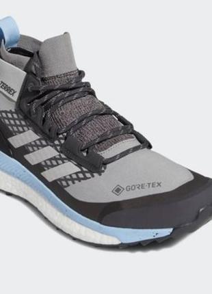 Кроссовки термо adidas для хайкинга terrex free gtx