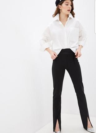 #розвантажуюсь ❤)))классная белоснежная рубашка l/xl
