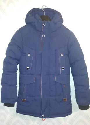 Зимова  дитяча куртка .