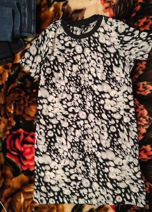 Платья футболка