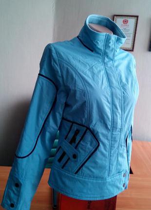 Новая демисезонная куртка snow image размера s