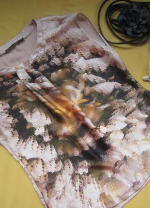 Красивая футболка,р.s,румыния,steps,отличное состояние