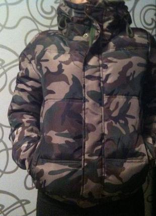 Фирменная куртка vans