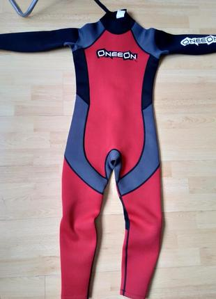 Гідрокостюм гидрокостюм oneeon костюм для плавання