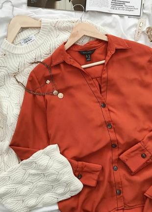 Рубашка блузка new look