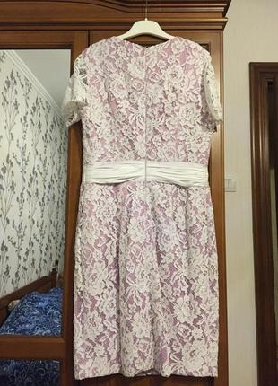 Шикарное котельное вечернее платье#sale