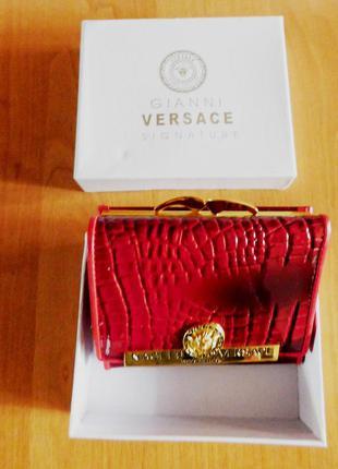 Кошелёк versace, покупка с италии