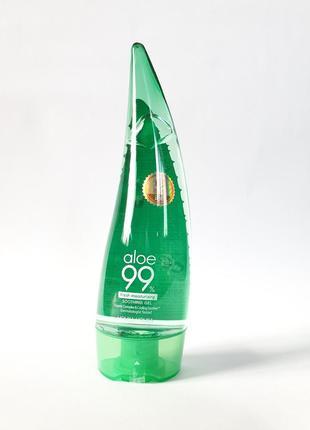 Алоэ гель holika holika aloe 99% soothing gel 250 мл.