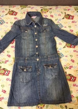 Джинсовый сарафан,джинсовое платье