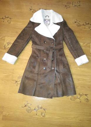 Дубленка дублянка пальто