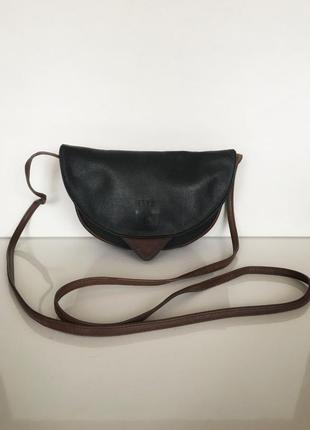 Маленька шкіряна сумочка bree