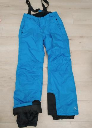 Штаны лыжные от crivit размер 158/164 или s-m