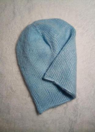 Стильная шапочка бини
