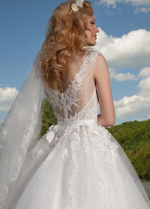 Весільне плаття від оксани мухи sindy
