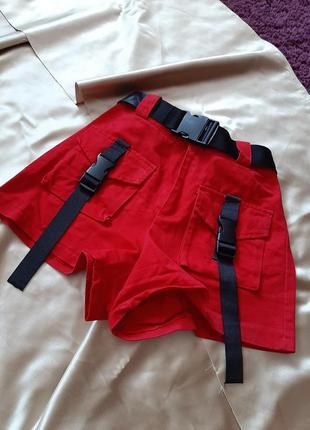 Новые шорты на завышенной талии