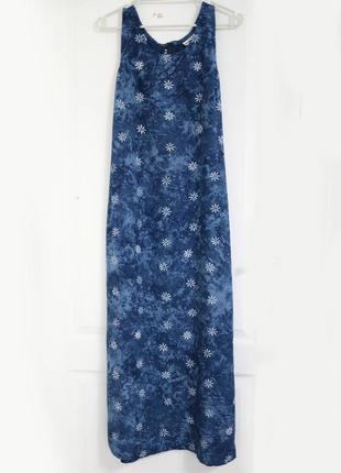 Вискозный сарафан, платье