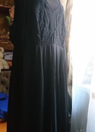 H&m платье,большой размер .