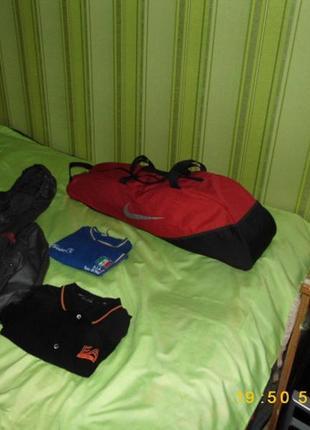 Спортивная сумка для тренировок - nike - оригинал!