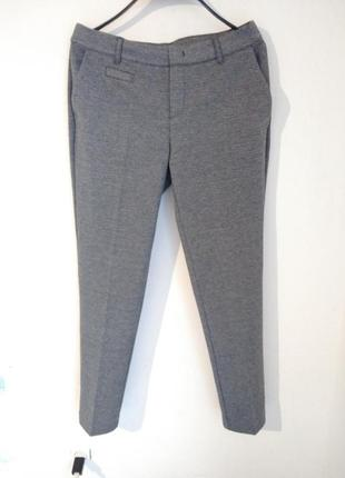 Steet one штаны брюкы серые с принтом ,штани сірі