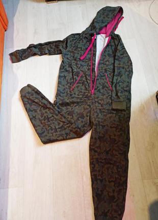 Пижама камуфляжная