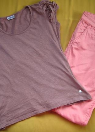 Фирменная футболка,оригинальный рукав