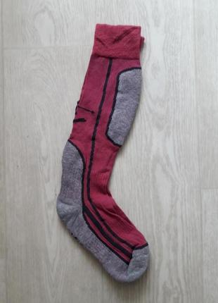Лыжные носки термоноски crivit sports 31-34