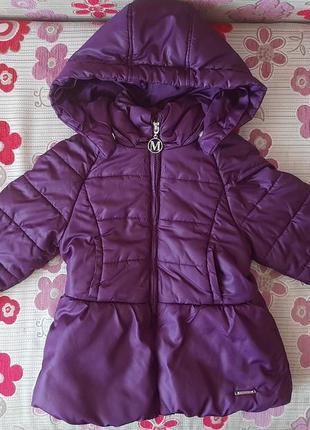 Mayoral куртка курточка