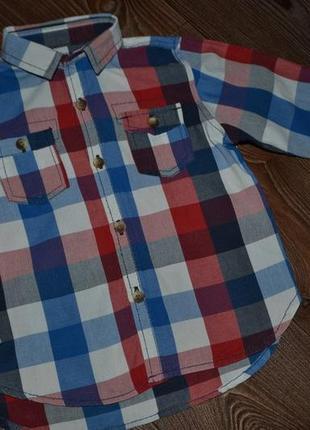 Рубашка коттон george