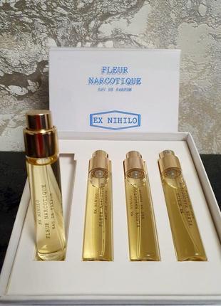 Ex nihilo fleur narcotique_original refillis' travel tube_миниатюра 11 мл