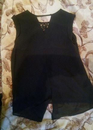 Очень шикарная праздничная блуза2 фото