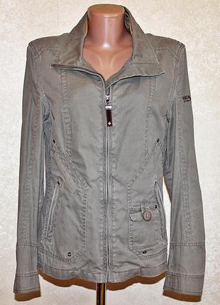 Базовая фирменная куртка ветровка northland professional размер 40-38
