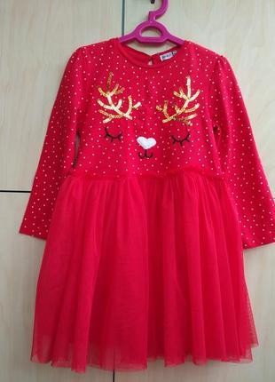 Платье pep&co на 2-3 года