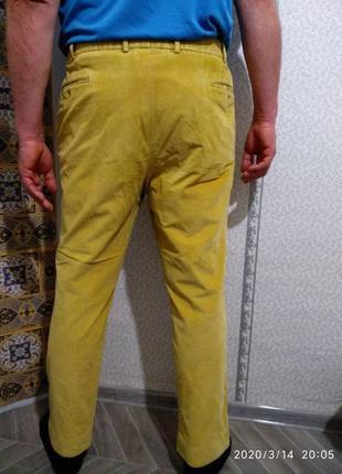 Вельветовые  брюки.(1816)