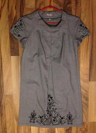 Платье сарафан туника, helen a, р. 36-38