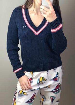 Lacoste светр свитер джемпер