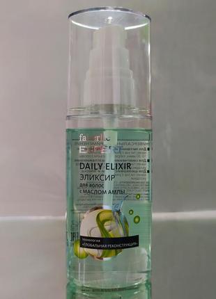 Эликсир для волос с маслом амлы everstrong