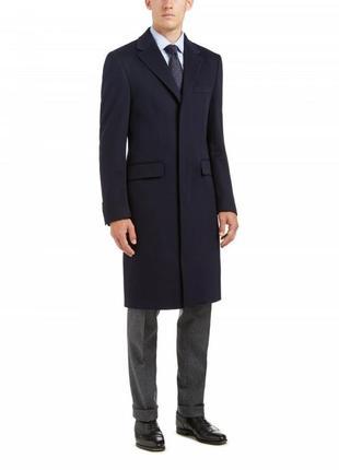 Crombie мужское пальто шерсть. оригинал. англия