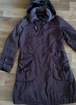 Куртка ,плащ с капюшоном