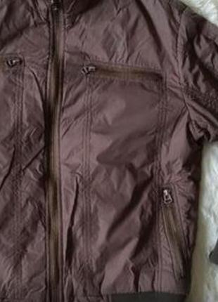 Вітровка/бомпер, курточка демісезон