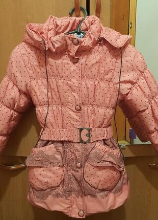 Куртка курточка пальто danila