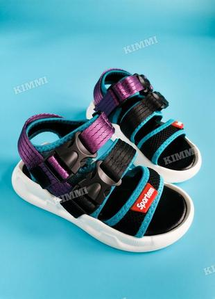 Крутые детские босоножки сандалии