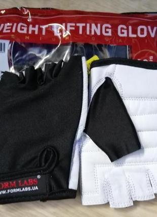 Спортивные перчатки для фитнеса и велоспорта