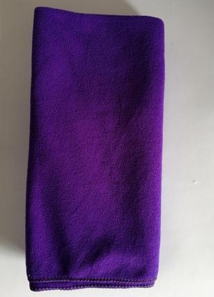 #розвантажуюсь полотенце из микрофибры 135 на 70 см компактное
