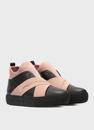 Фірмові кросівки-полуботінки fornarina
