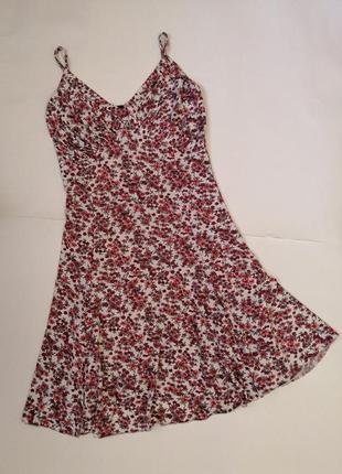 Платье-сарафан с бретелями бренда zuiki, размер м
